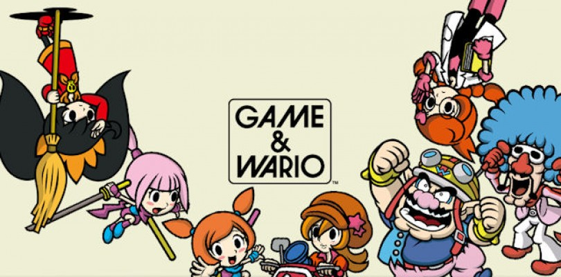 Review: Game and Wario (Wii U)