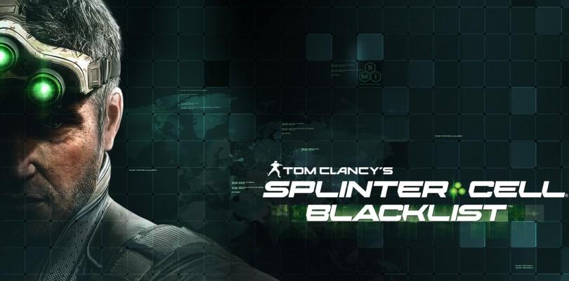 Splinter Cell Blacklist – Ghost Panther Assault Trailer