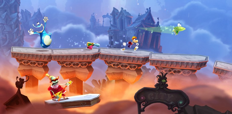 Review: Rayman Legends (360)