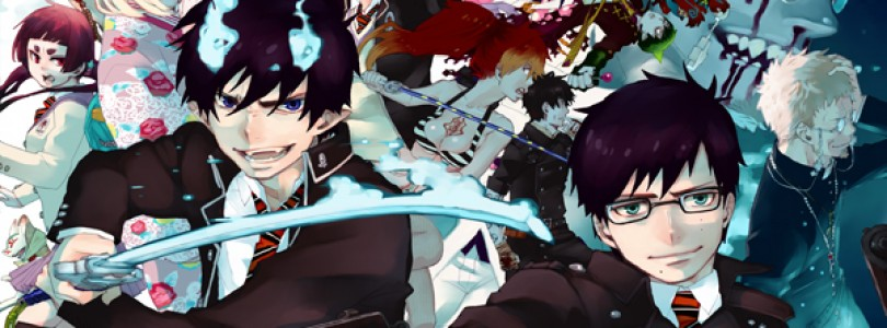 Review: Blue Exorcist (Manga)