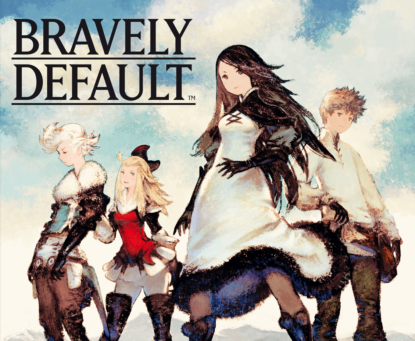 Review: Bravely Default (3DS) | Marooners' Rock