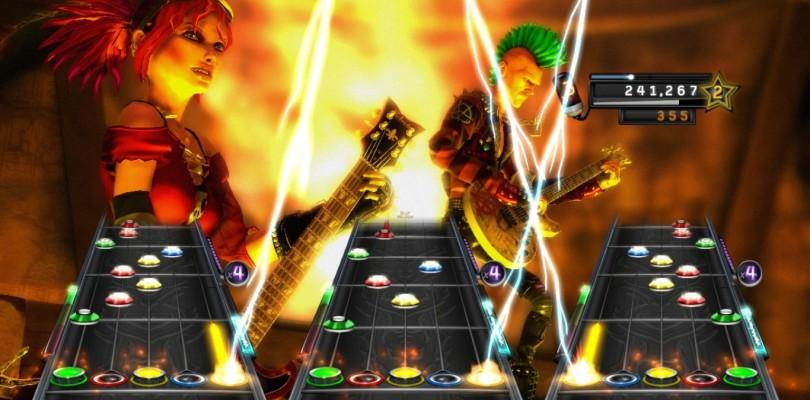 Guitar Hero DLC Catalog Expiring at End of March