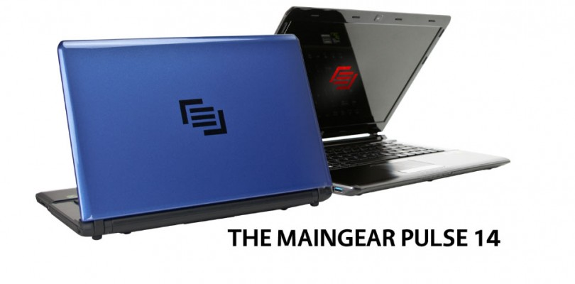 MAINGEAR Announces Upgrades to the Pulse 14