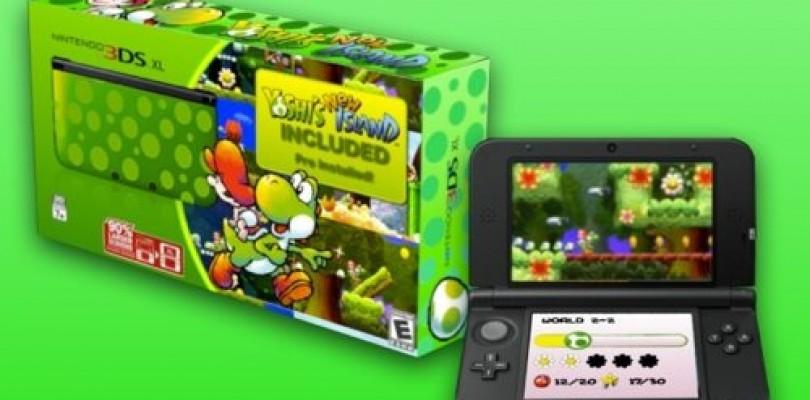 Rumor Mill: Yoshi's New Island 3DS Bundle