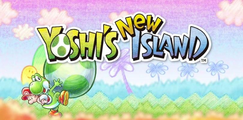 Yohsi's New Island Logo