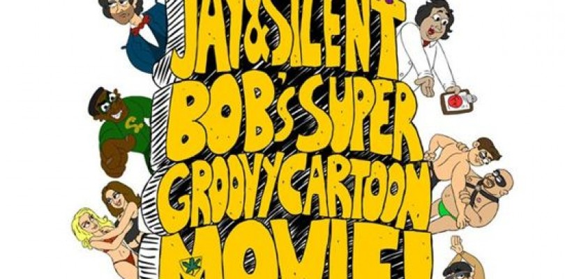 Review: Jay and Silent Bob's Super Groovy Cartoon Movie
