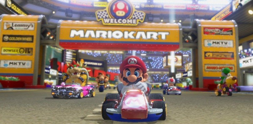 Mario Kart 8 Limited Edition Unboxing