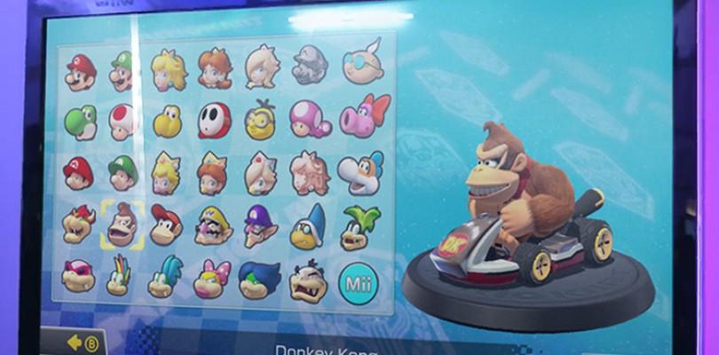 Rumor: Diddy Kong, Birdo, Kamek In Mario Kart 8 as DLC?