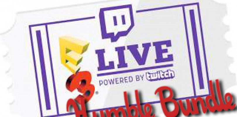 E3 2014: Twitch and Humble Bundle Team Up During E3 2014