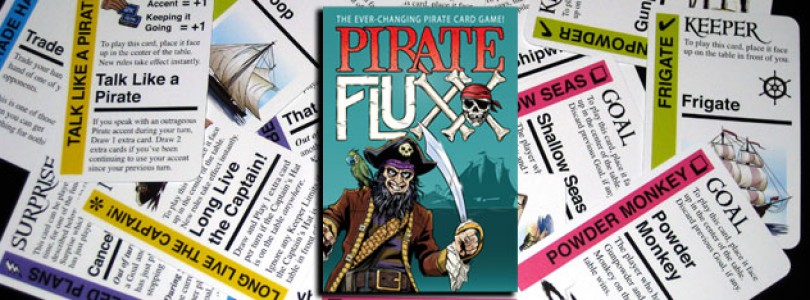 Review: Pirate Fluxx (Card Game)