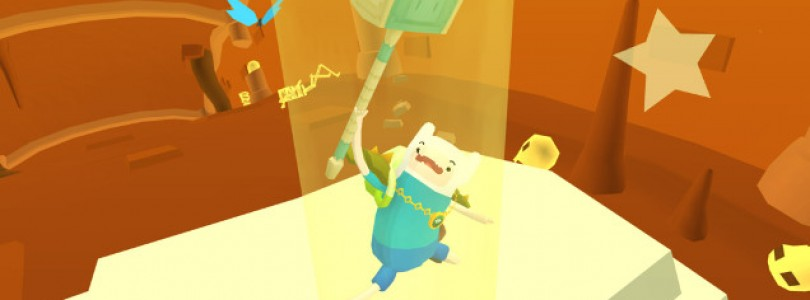 Review: Adventure Time – Time Tangle (iPad)