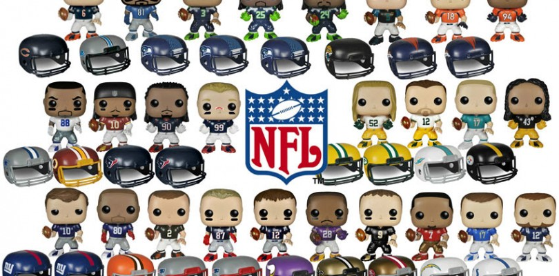 Funko Releases New Pop! Football items for Football Fans