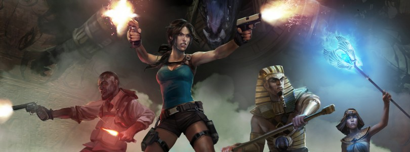 Lara Croft and the Temple of Osiris PAX Prime Hands-On
