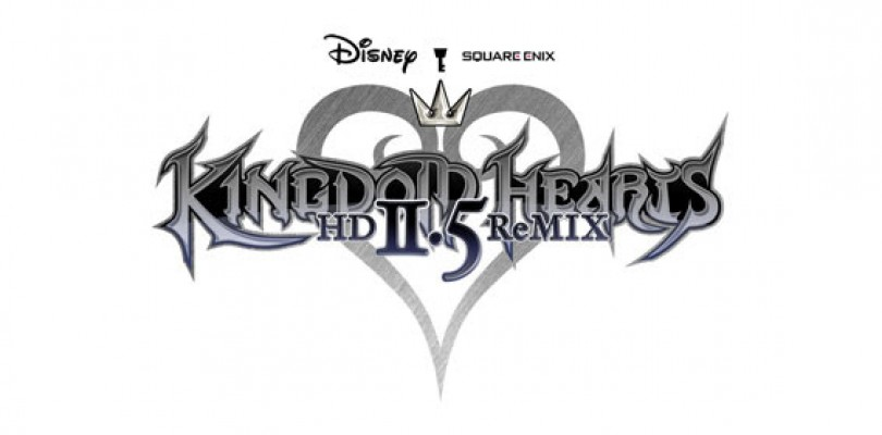Square Enix Brings the Magic in Kingdom Hearts HD 2.5 Remix Trailer
