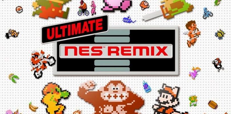 Ultimate NES Remix for 3DS — More zany Nintendo mash-up fun