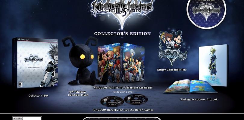 Square Enix Announces Kingdom Hearts HD 2.5 ReMIX CE