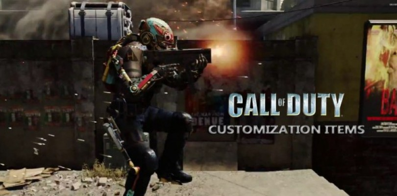 Call of Duty: Advanced Warfare Customization Items Now Available