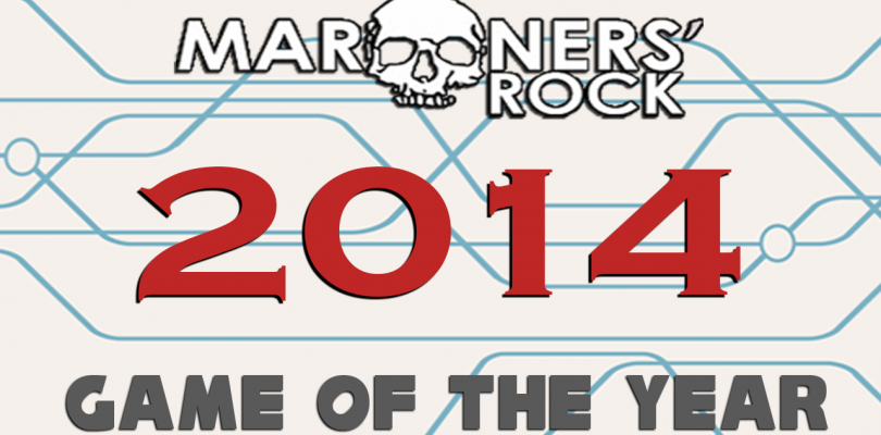Marooners' Rock Game of the Year Picks 2014