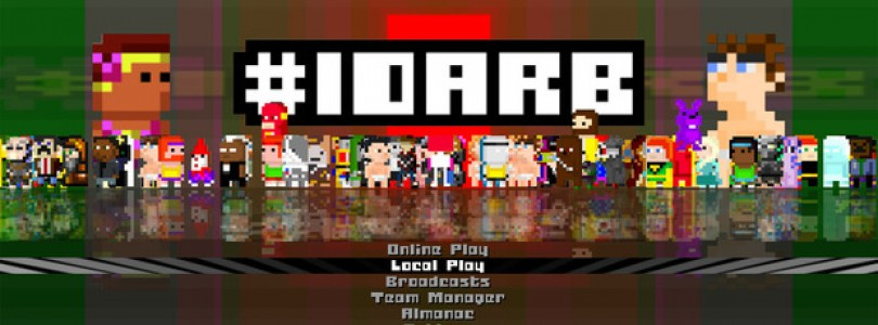 #IDARB Hashbomb Twitch and Twitter Command List