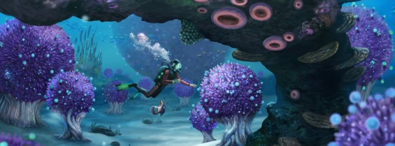 Subnautica Early Access Starts!