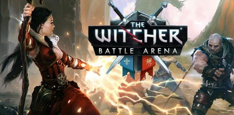 The Witcher Battle Arena Launches On iOS In Canada