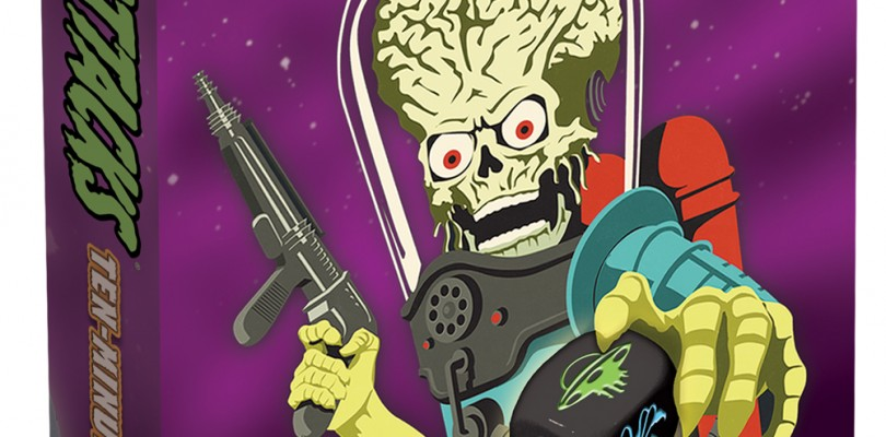 Mars Attacks: Ten-Minute Takedown Coming in 2015
