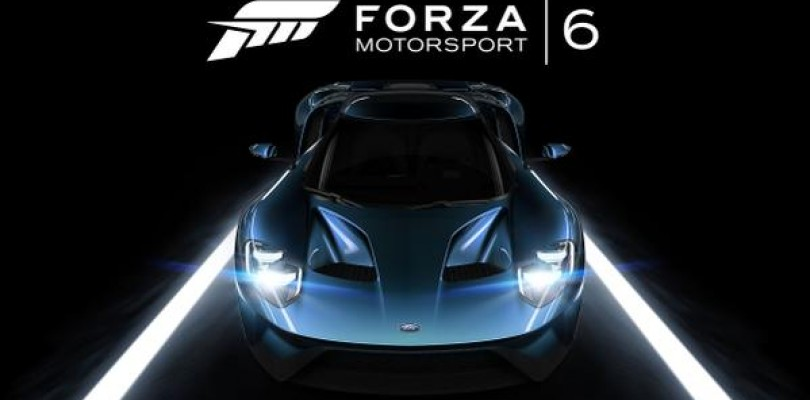 Forza Motorsport 6 Coming to Xbox One