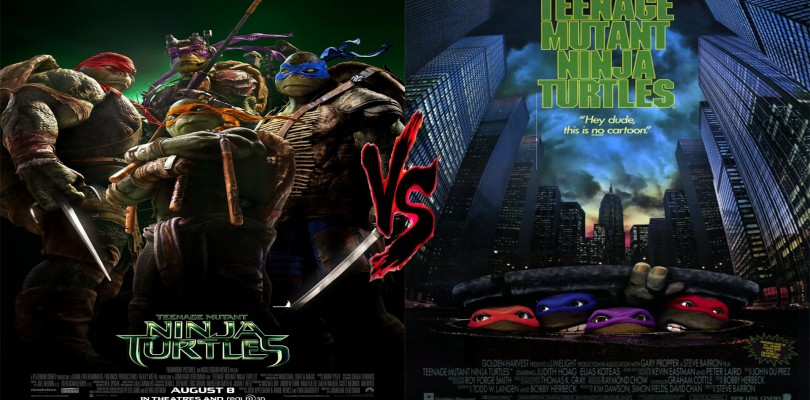 Remake Showdown: Teenage Mutant Ninja Turtles 1990 vs 2014