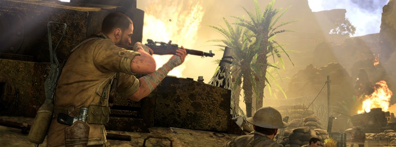Revisit History with Sniper Elite 3 Ultimate Edition