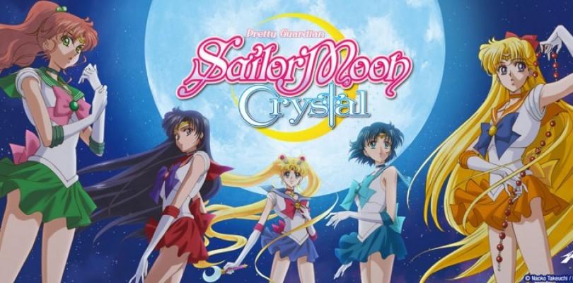New Sailor Moon Crystal Black Moon Story Arc Premiering Sat., January 17th!