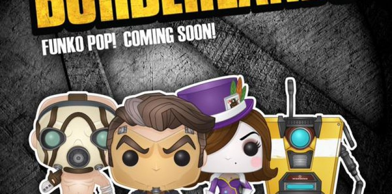 Funko Releasing Borderlands Themed Pops!