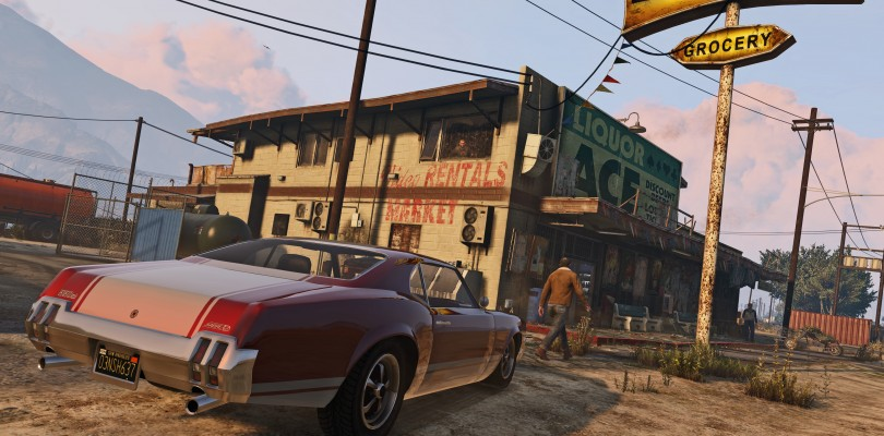 New GTA V PC Screens Released by Rockstar Games