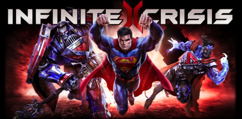 Infinite Crisis Heads to Steam