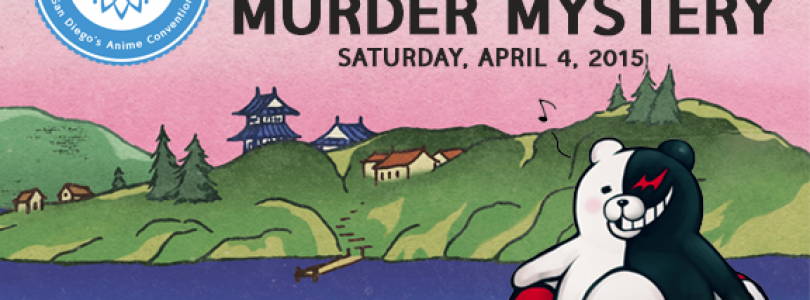 DanganRonpa Murder Mystery Event at Anime Conji 2015