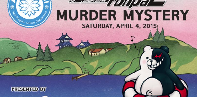 DanganRonpa Murder Mystery Event at Anime Conji 2015