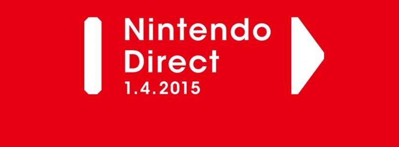 News Roundup for Nintendo Direct 4.1.2015