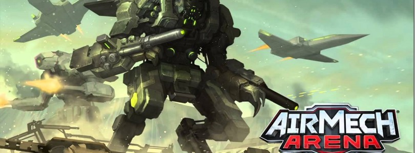 Claim 1 of 35 Early Access Codes to AirMech Arena for Xbox One