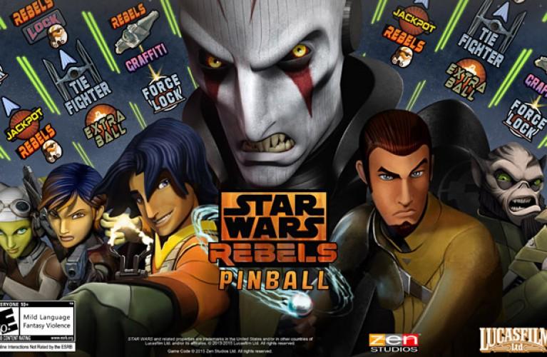 Star Wars Pinball: Star Wars Rebels for Pinball FX2