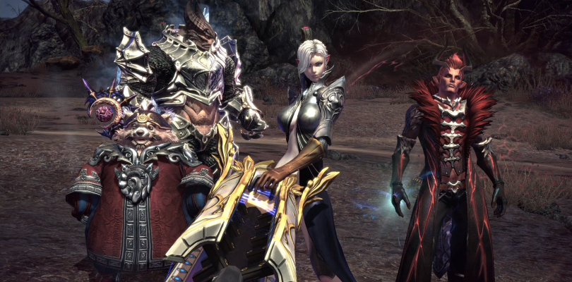 TERA Comes to Steam with New Gunner Class