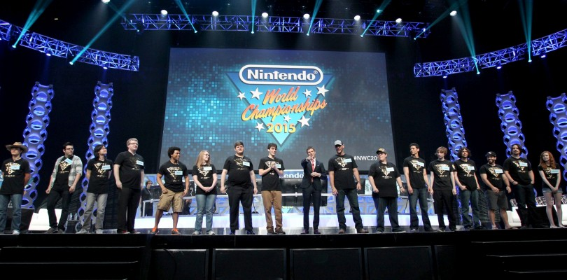 Nintendo World Championships 2015 Finale: GAME OVER