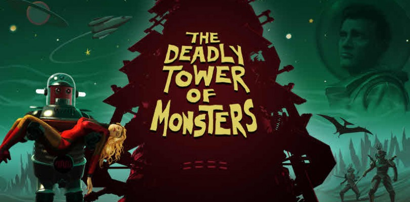 The Deadly Tower of Monsters Coming to PC and PlayStation 4 This Fall