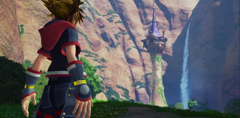 E3 2015: New Kingdom Hearts III Information Released
