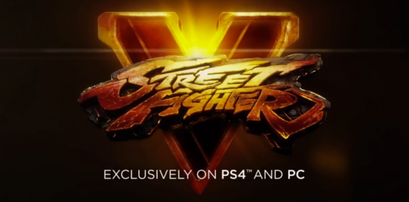 """E3 2015: """"New"""" Characters and Beta Announced For Street Fighter V"""
