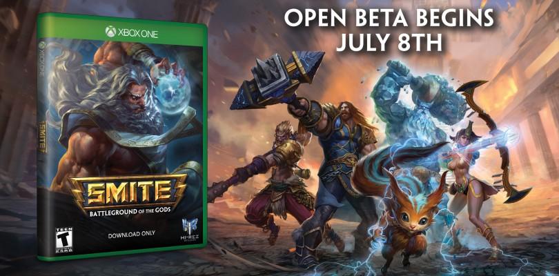 SMITE Your Opponents, In Open Beta Soon