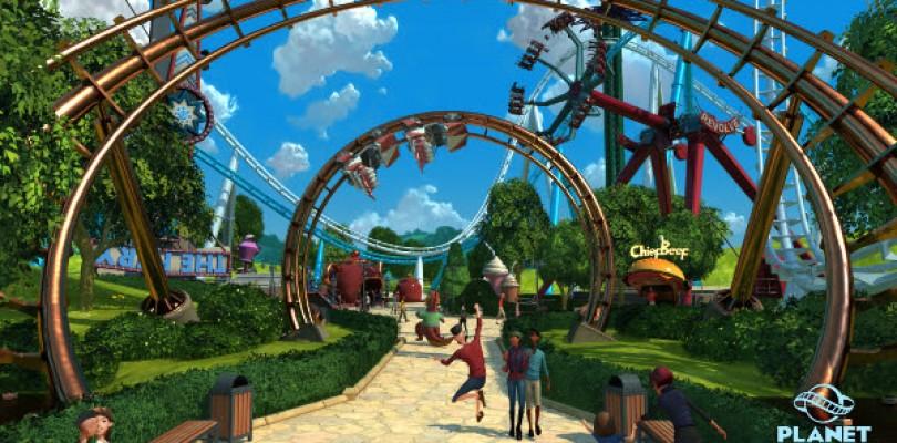 Coaster, Tycoon, Roller Coaster, Planet Coaster