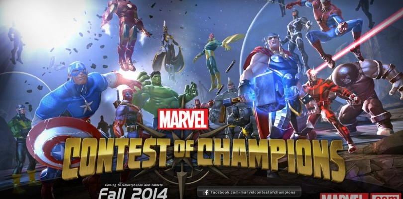 Exclusive Ant-Man Preview Available In Marvel Contest of Champions