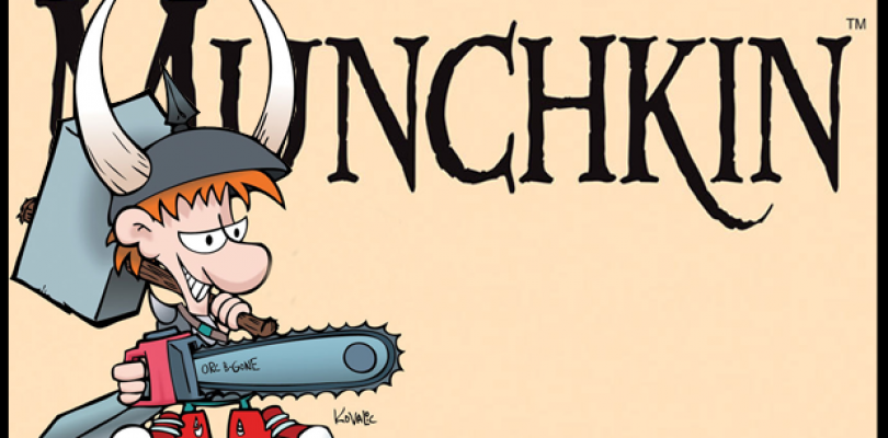 Popular Card Game Munchkin to Get New Additions/Tutorials