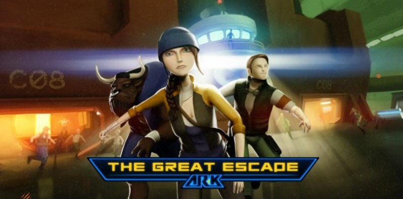 AR-K: The Great Escape Available Now on Steam