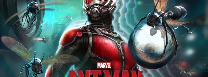 Marvel's Ant-Man for Pinball FX2