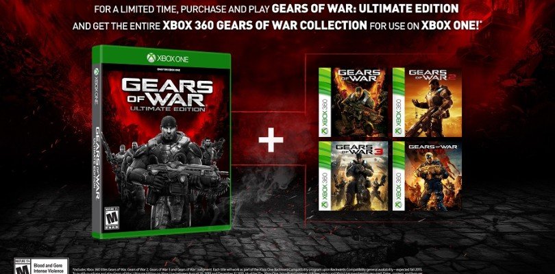 Gear Up For Gears of War: Ultimate Edition With Newly Announced Bonus!